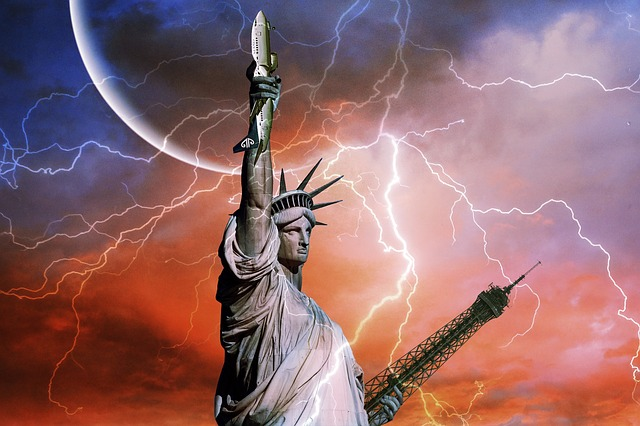 Liberty and Lightning